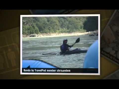 """River Seti rafting "" Chrisandem's photos around Pokhara, Nepal (whitewater rafting pokhara)"