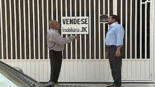 Malandro vende casa na cara de pau e donos ficam revoltados