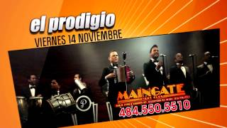 Tono Rosario & El Prodigio LIVE at MainGate Nightclub