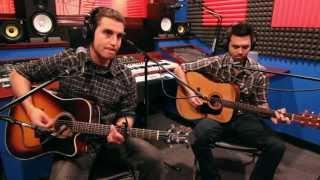 The Lumineers - Stubborn Love / Ho Hey (Beach Avenue Acoustic Cover)