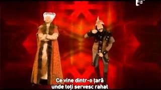 Bătălia în Rime! Suleyman Magnificul vs. Vlad Țepeș