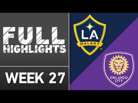 HIGHLIGHTS | LA Galaxy 4-1 Orlando City SC