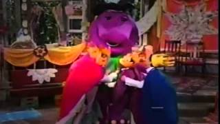 Barney Custom Promo #2: I Love You (1991)