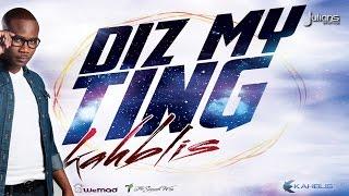 "Kahblis - Diz My Ting ""2015 Trinidad Soca"" (Precision Productions)"