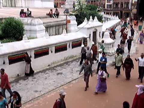 Boudanat Stupa. Cora. Kathmandu, Nepal