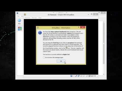 كيفية تثبيت ويندوز 8