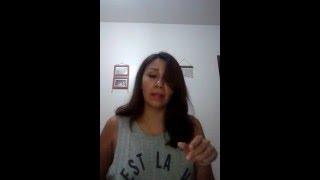 Bendita tu Luz - Mana (Cover por Laura Gonzalez)