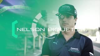 Panasonic Jaguar Racing | Nelson Piquet Jr.
