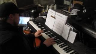 Gramatik Muy Tranquilo Piano Cover