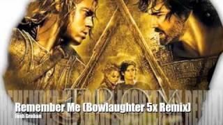 Josh Groban - Remember Me (Bowlaughter 5x Remix)