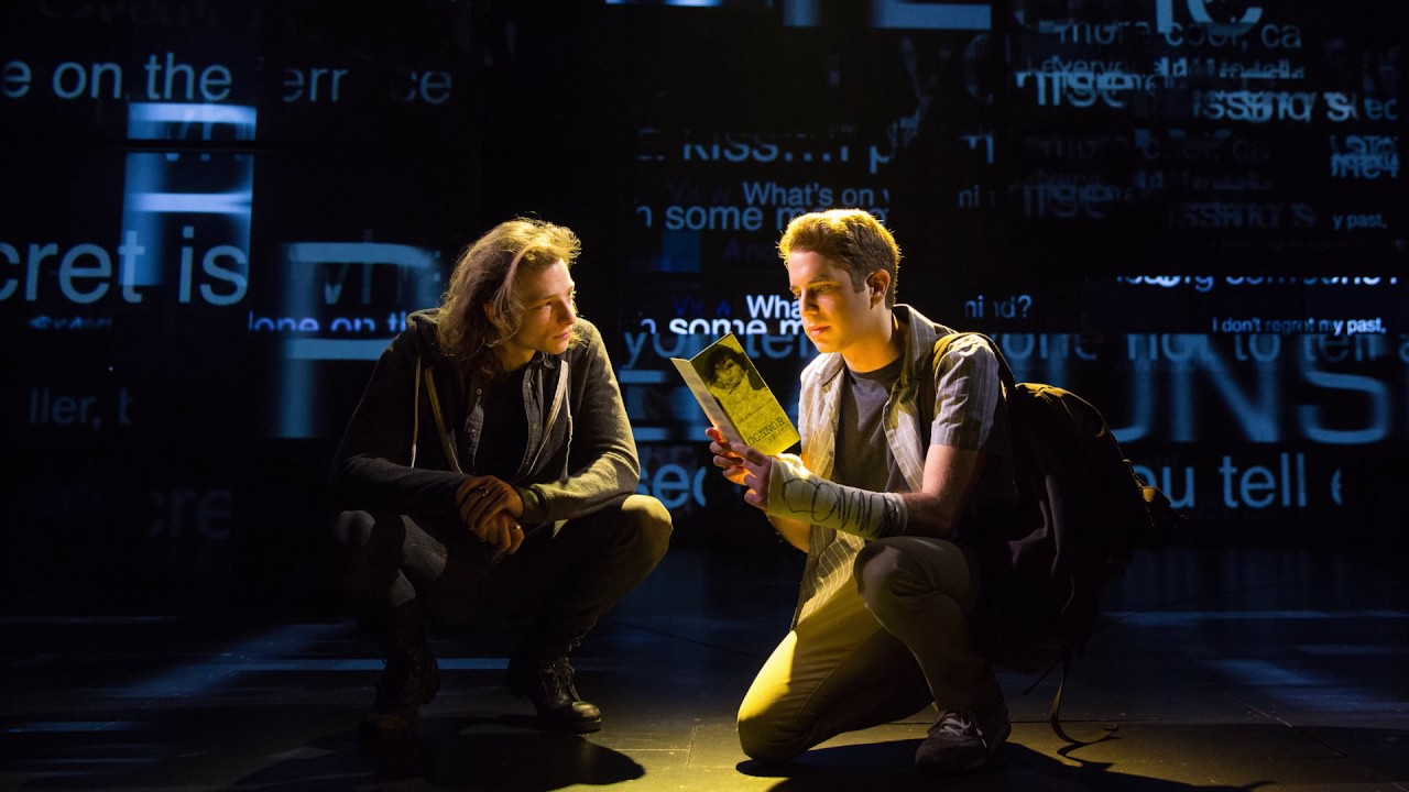 Dear Evan Hansen Broadway Show Times Chicago July