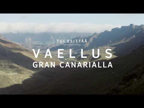 TUI esittää: Vaellus Gran Canarialla