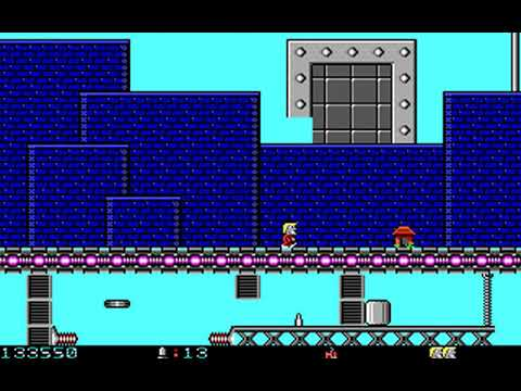 Secret Agent (Episode 3: Dr. No Body) (Apogee) (MS-DOS) [1992] [PC Longplay]