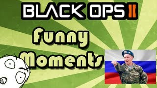 Black Ops 2 | Funny Moments (רוסים,פיקאצ'ו,BOOM BOOM POW)