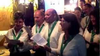 Michael Comerford - 50th Birthday party at Mahagoni, Kirchseeon