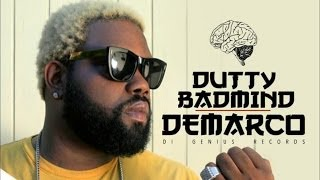 Demarco - Dutty Badmind [Guitar Strings Riddim] May 2014