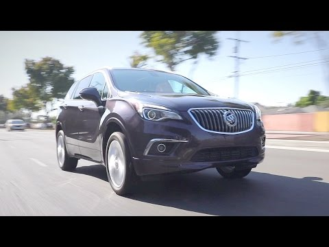 2017 Buick Envision - Review and Road Test