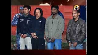 Sanjay Magar (Bhagawan) arrested by CIB