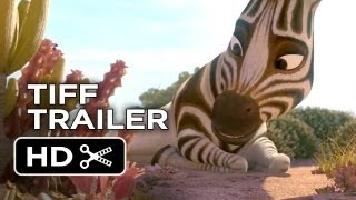 TIFF (2013) - Khumba Trailer #1 - Liam Neeson, Steve Buscemi Animated Movie HD