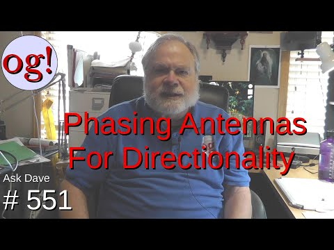 Phasing Antennas for Directionality (#551)
