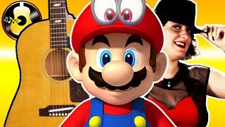 Super Mario Odyssey - Jump Up, Super Star! ft. Jayhan (Acoustic) | BONUS || String Player Gamer