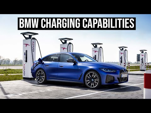 BMW iX can achieve 205 kW charging speed | Fastest In The Segment?