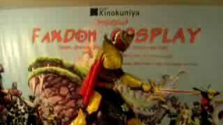 Kamen Rider Kiva Emperor @ Fandom Cosplay