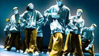 Jabbawockeez  Robot remains Clean Mix.