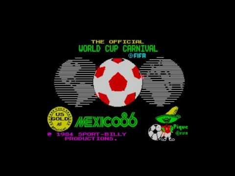 Juegos Olvidables: World Cup Carnival (U.S.Gold) Spectrum