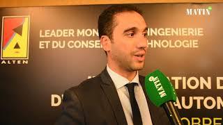 Alten crée un centre d'excellence dédié à l'ingénierie automobile à Rabat