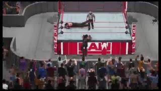 WWE 2K19 - Universe Mode - Monday Night Raw - Ep. 12