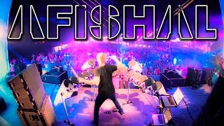 AFISHAL remixing Martin Garrix, Knife Party & Martin Solveig LIVE
