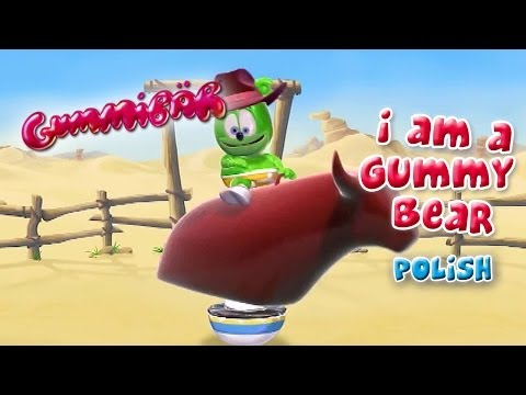 The Gummy Bear Song - Polish Version