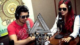 Ankla2 - Entrevista En Radio Policia Medellin
