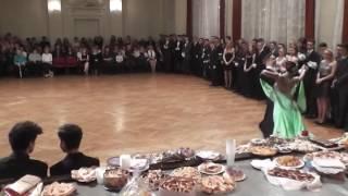Martin Kozel a Kateřina Burešová - quickstep