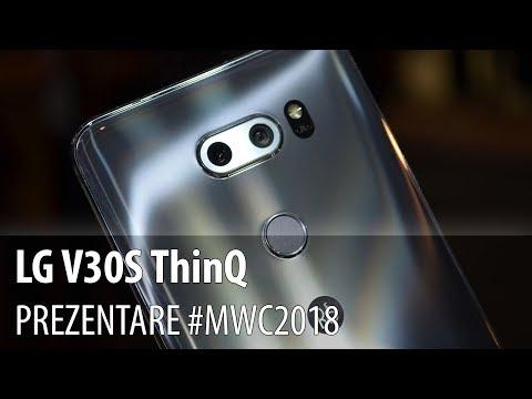 LG V30S ThinQ - Prezentare hands-on