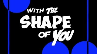 Ed Sheeran - Shape of You (Major Lazer Remix feat. Nyla & Kranium) (Official Lyric Video)