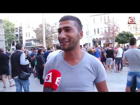 Протестиращи потвърдиха за платен протест пред Съдебната палата