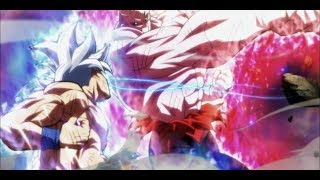 Goku Vs Jiren  - Tribute DBS - 「AMV」- Legends Never Die