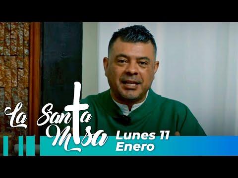 Misa De Hoy, Lunes 11 De Enero De 2021 – Cosmovision