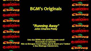 CHAVES & CHAPOLIN - Música de Fundo - Running Away (suspense)