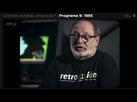 PULGA 1985: Paco Portalo y Paco Suárez