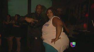 Un club nocturno para mujeres XL en Los Ángeles - Noticiero Univisión