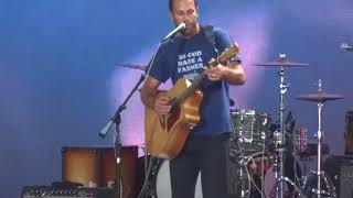Farm Aid 2017 Willie got me Stoned Jack Johnson