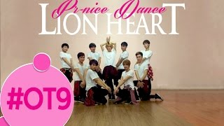 Girls' Generation 소녀시대_Lion Heart Dance Cover by Pr-Nice ( VietNam )