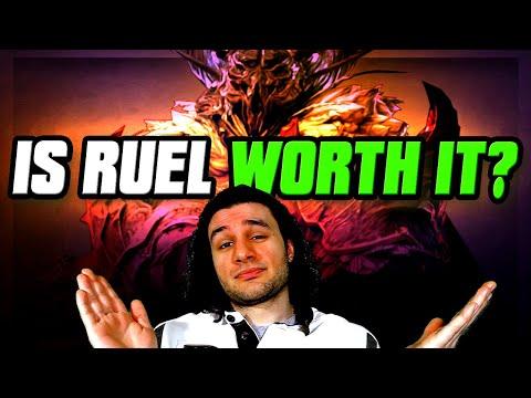 Ruel the Huntsman Fusion I Raid Shadow Legends