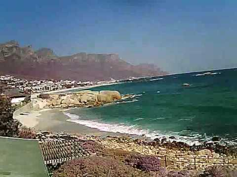 Timelapse Video – Glen Beach & Camps Bay – 22/07/2010