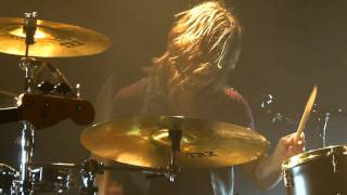 David Cook (feat. Kyle Peek) - Rock and Roll drum solo - Starland 12-06-2011