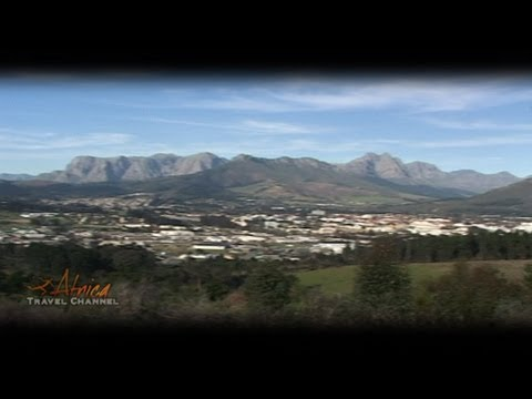 Stellenbosch Cape Winelands South Africa – Visit Africa Travel Channel