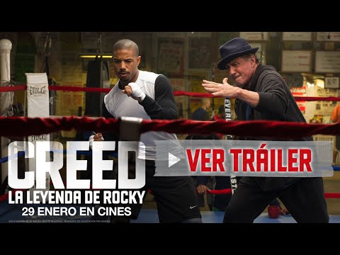 "CREED. La Leyenda de Rocky - Spot 20"" HD"